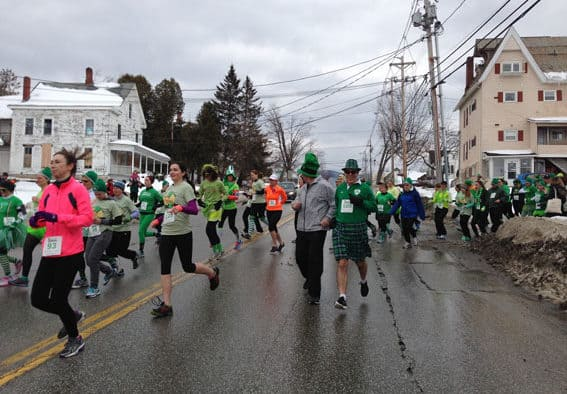 Heritage Family Credit Union readies for Shiver Me Shamrocks Fun Run
