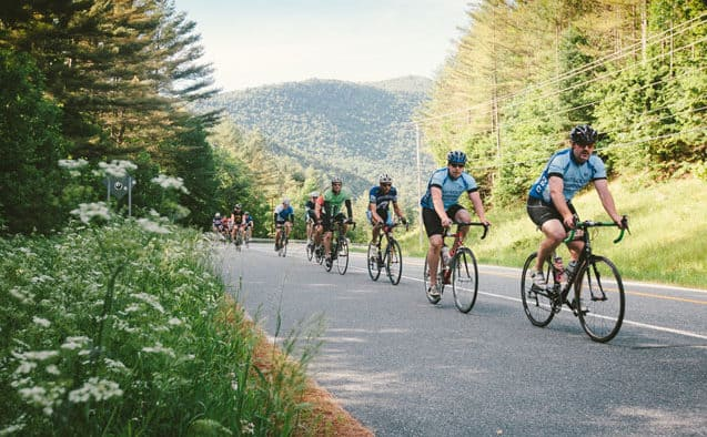 Long Trail Century Ride