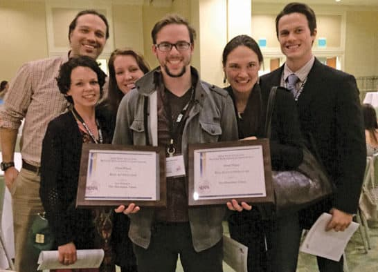 The Mountain Times receives accolades at the annual  New England Newspaper and Press Association conference