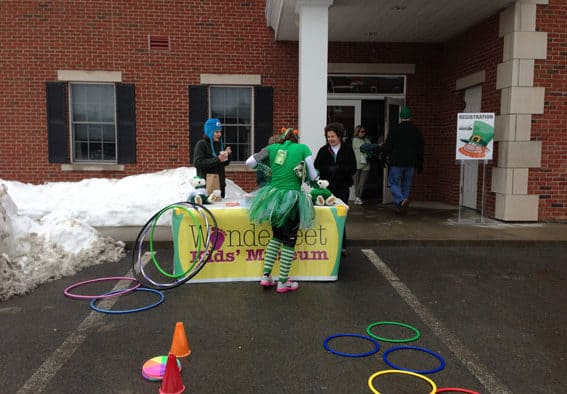 Shiver your shamrocks at Heritage's 5k benefitting Wonderfeet