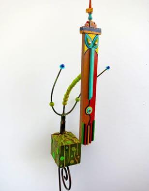 Whimsical art of Gene Childers on exhibit at Brandon Guild