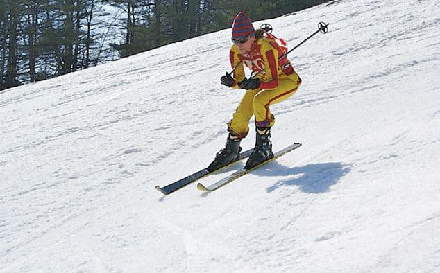 Retro racing: Pico hosts Vermont Antique Ski Race