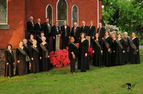 Famed Rehoboth Welsh choir to perform free concert at Green Mountain College