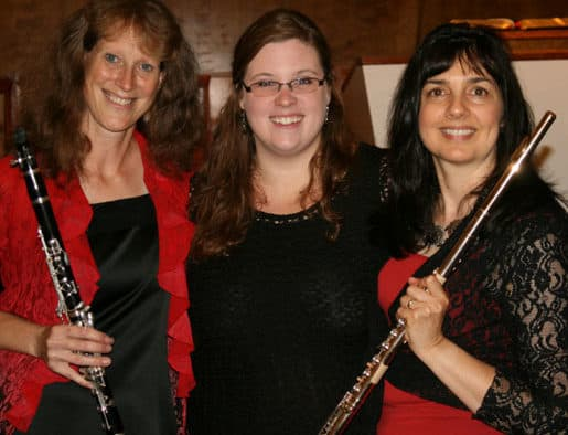 Vermont Virtuosi's Trio con Brio comes to Brandon Music