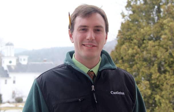 Kevin Kareckas named Fulbright scholar