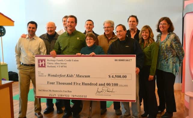 Shiver Me Shamrocks 5K run raises $4,500 for Wonderfeet Kids' Museum