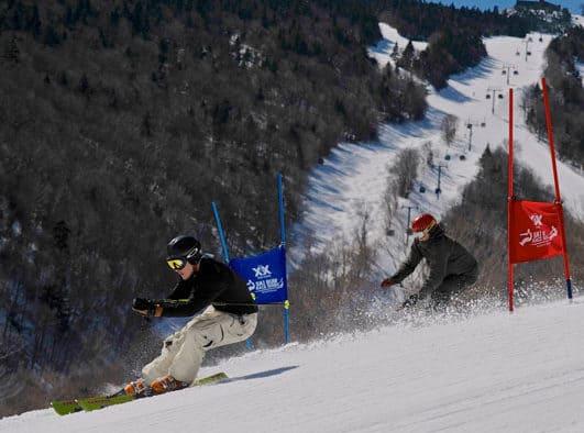 World Cup Wednesday Ski Bum Race Series