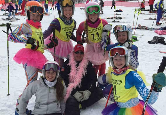 Sunshine and smiles defined Sunapee event
