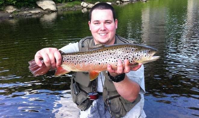 Fish stocking underway in Vermont
