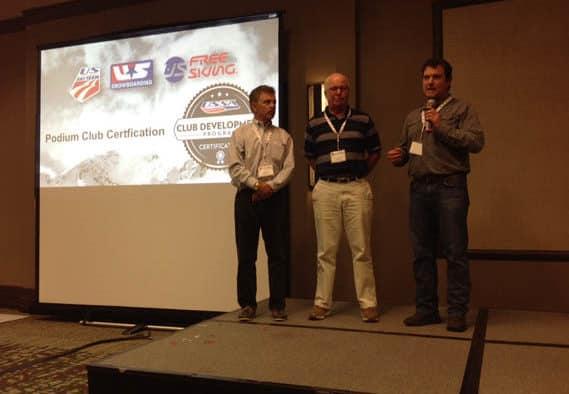 Killington Ski Club receives Gold-Certified status from the U.S. Ski and Snowboard Association (USSA)