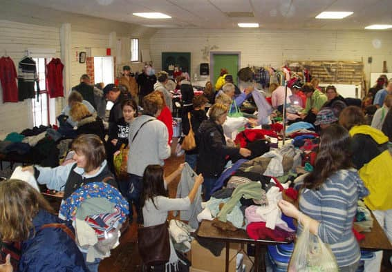 BRGNS to hold annual spring rummage sale