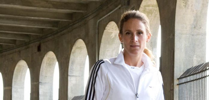 Two-time World Cup champion Kristine Lilly to speak at the Paramount Theatre