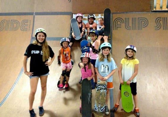 Flip Side Skatepark opens May 23