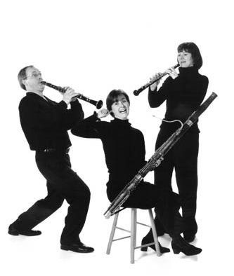 """VSO's """"Raising Cane"""" Woodwind Trio to perform in area schools"""
