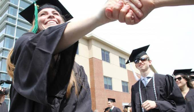 Vermont State Colleges offer a gift for 'Green Mountain Grads'