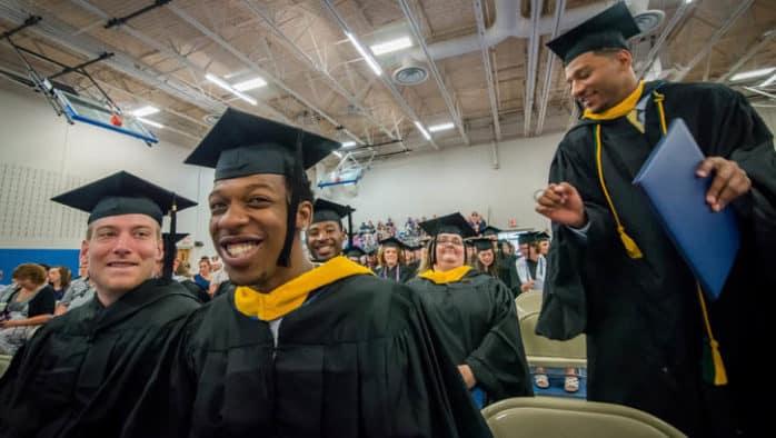 CSJ graduates 72 in Class of 2015