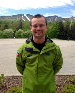 KMS Snowboard Coach Jeff Juneau named Eastern USSA Skicross Representative