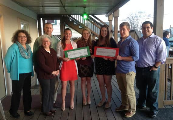 Rutland Italian American Club announces scholarship awards given to local students