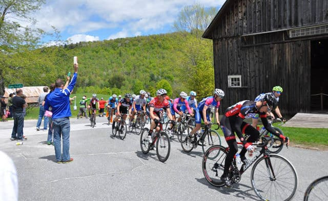 Stage Race returns Memorial Day weekend 2015 for three days of world-class cycling