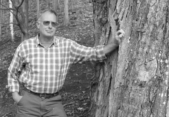 Vermont tree farm forester takes national honor