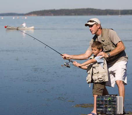Vermont Days offer free fishing and free access to state parks and historic sites