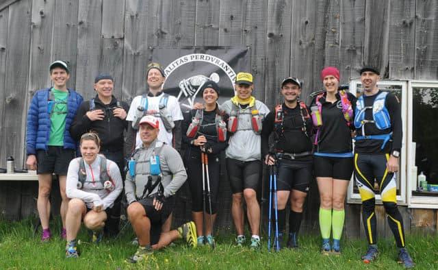Greg Salveson wins the Infinitus, a 10-day, 888K trail race