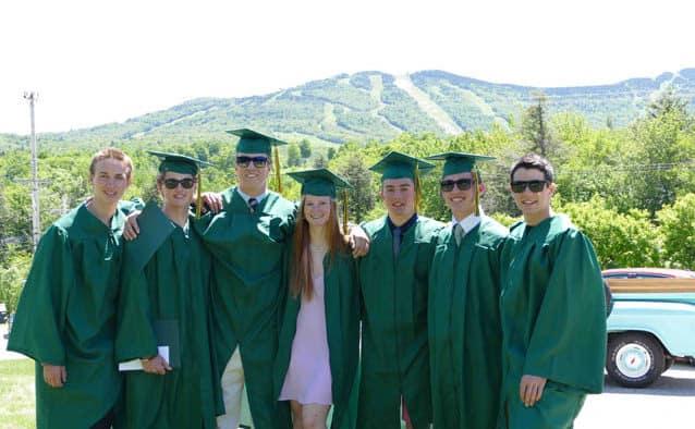 KMS graduates seven full-term students