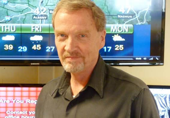 Michael J. Valentine retires from PEGTV