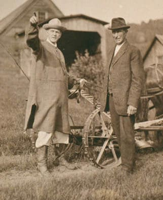 Discover the relationship between Calvin Coolidge and his father, Colonel John