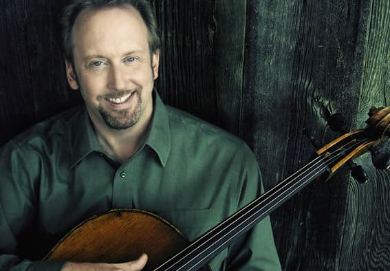 Rochester Chamber Music Society opens 21st season with cellist Peter Stumpf of Johannes Quartet