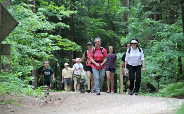 """Trek to Taste on the Trails of Woodstock"" celebrates National Trails Day with farm fresh food, fitness and fun"