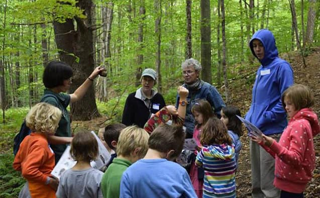 VINS celebrates National Trails Day with ADA- and ABA-standard McNight Trail