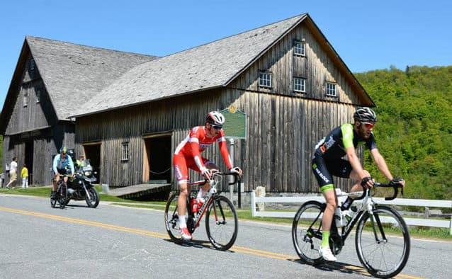 KMS cyclists podium in Killington Stage Race