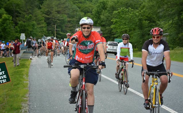 Long Trail Century Ride to benefit Vermont Adaptive Ski and Sports takes to the pavement Saturday, June 27