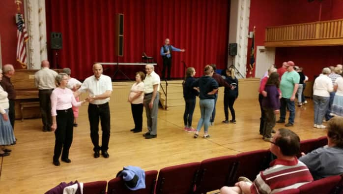 Introduction to Square Dancing returns to Ludlow by popular demand