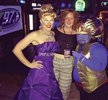 "Rutland bar hosts ""drag show"" every third Saturday"