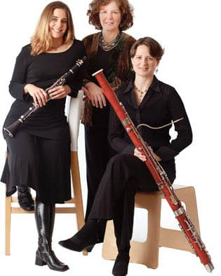 Rochester Chamber Music Society presents Mary Bonhag with the Heliand Trio