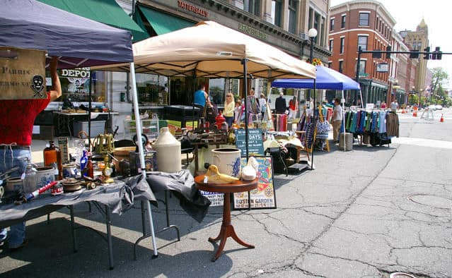 Downtown Rutland brims with activities