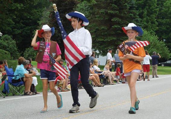 Killington's 4th of July activities include fireman's picnic & raffle