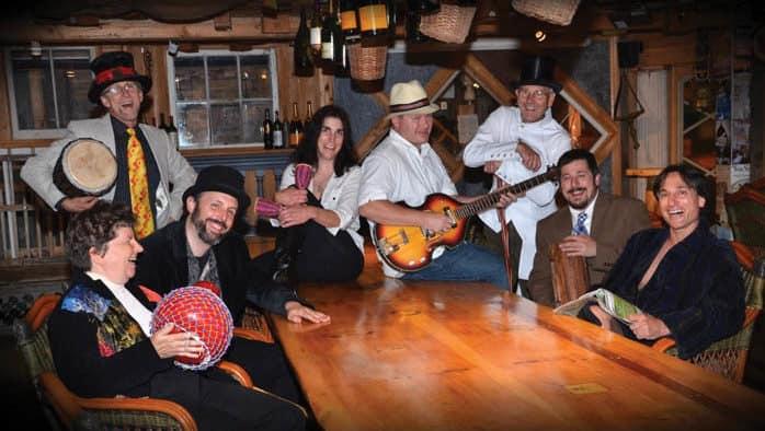 Limbo Lounge brings world beat music to Main Street Park