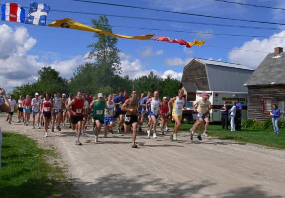 """Goshen Gallop XXXVII –— It's been called the """"Toughest 10K in New England"""""""