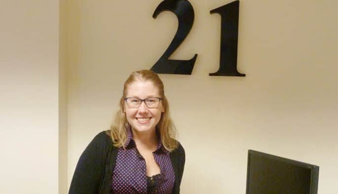 PEGTV welcomes new Channel 21 coordinator