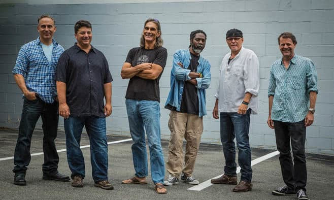Town of Killington's Cooler in the Mountains concert series presents Entrain