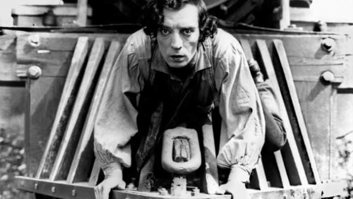 "Keaton's ""The General"" headlines silent film festival"