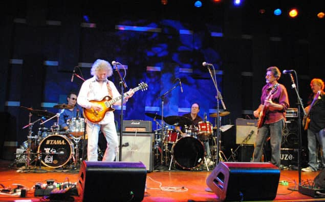 Definitive Allman Brothers tribute band, Live at the Fillmore performs at Killington concert series
