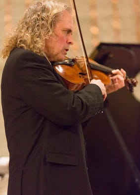 Violinist Scott Woolweaver to lead Pentangle's 18th annual Mozart Festival
