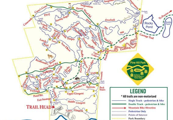 Trail of the Week: Underdog