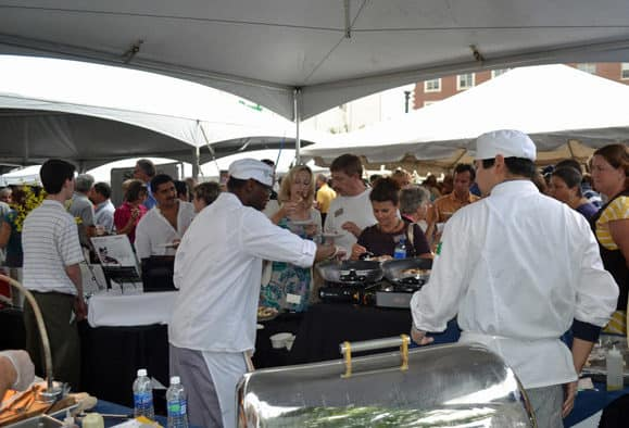 34th Annual Winter In August Celebration held Tuesday