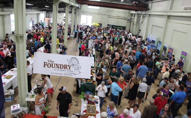Chamber hosts over 700 for its Winter In August celebration