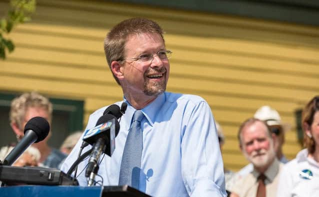 House Speaker Shap Smith announces bid for governor